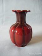 Antik Zsolnay eozin váza