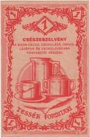 BOON - Csésze szelvény 1 - Ritkább