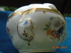 1891 PHILIP  ROSENTHAL a cég alapítója tervezte Moliere sorozatból Charlotte bonbonier