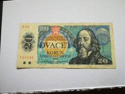 1988-as Cseh 20 Korona