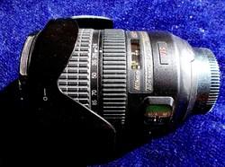 szinte uj lencse,  AF S NIKKOR 24-120mm.3.5-5.6 G.