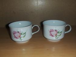 Alföldi porcelán csésze párban (23/d)