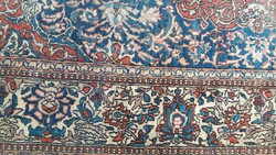 Antik Keshan kézi perzsa szőnyeg