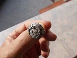 WW2,Gestapo  gyűrű, 22mm