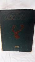NIMRÓD vadászújság 1927 évi teljes