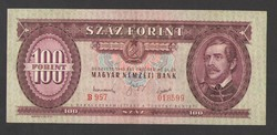 100 forint 1949.  aUNC!!  GYÖNYÖRŰ!!