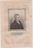 Acélmetszet: Lafayette  (1800-as évek)