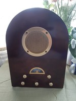 Régi modern rádió