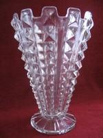 22 cm-es art deco váza