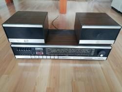 Retro rádió ,Grundig RTV 700 rádió erősítő eladó.