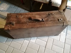 Nagy méretű utazó bőrönd,koffer