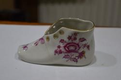 Herendi virágmintás cipő