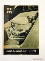 1970 július 6 Havilap  /  autó-motor   /  SZÜLETÉSNAPRA RÉGI EREDETI ÚJSÁG Szs.:  6489