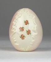 0S161 Tojás alakú Bauknight porcelán sószóró