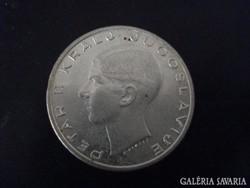 Jugoszláv 20 dinár