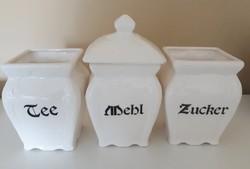 Régi német fűszeres