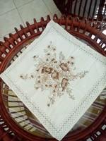 Textil szalvéták, 44x44 cm