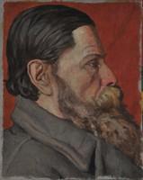 Ismeretlen festő: Férfiportré