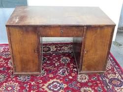 Art-deco íróasztal