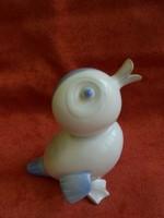 Aquincumi aqua porcelán csibe figura