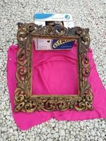 Florentin barokk képkeret, tükörkeret.