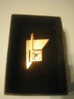 N11 Eredeti Art decó ezüst  függő ékkővel igazi gyűjtői ritkaság eladó ajándékozható