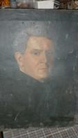 Ismeretlen férfi portré