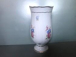 Hollóházi hibátlan porcelán váza