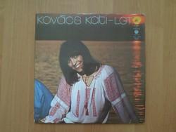 Kovács Kati - LGT: Közel a naphoz hanglemez, bakelit lemez