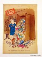 1981 szeptember 10  /  Ludas Matyi  /  SZÜLETÉSNAPRA RÉGI EREDETI ÚJSÁG Szs.:  6625