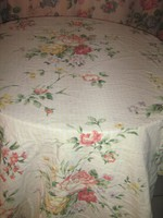 Gyönyörű rózsás vintage paplanhuzat