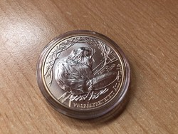 A hód ezüst 3000 Ft 31,46 gramm 0,925 R