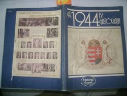 Az 1944. év históriája - História évkönyv 1984.