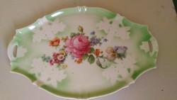 Csodas szecessios porcelan kinalo az 1900-as evek elejerol.