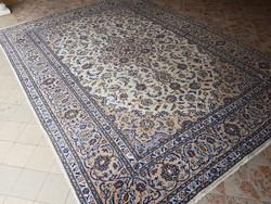 Kashan kézi csomózású szőnyeg ... f0eba92d4f
