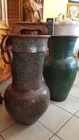 Afrikai terakotta vázák eladók