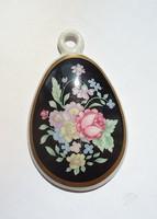 Seltmann Weiden porcelán virágos medál