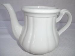 Porcelán kanna - JELZETT - 1 literes Régi - hibátlan - Osztrák -  22 x 14 cm