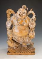 Kínai fa  Nevető Buddha (Pu-taj)