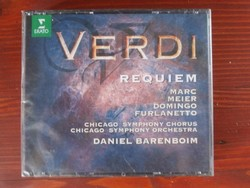 Verdi - Requiem CD