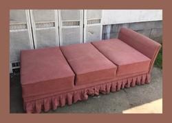 Romantikus szingli ágy kanapé,szófa