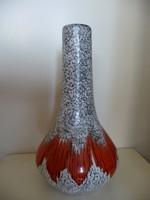 Hungária Kerámia Iparművész váza (35 cm)