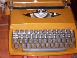 Írógép cseh