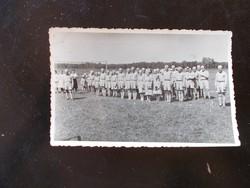 Magyar Cserkesz,1940.Helyi csoport Osijek,R!