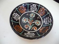 Kerámia fali tányér (d:17cm)