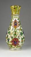 0S230 Antik porcelán Fischer váza 20.5 cm