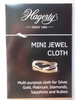 Ezüst tisztító kendő ékszerhez, apróbb ezüst tárgyakhoz