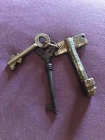 Három különleges kulcs