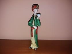 Makulátlan Herendi perzsa figura