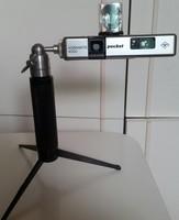 Agfamatic 4000 AGFA fényképezőgép, vakuizzókal